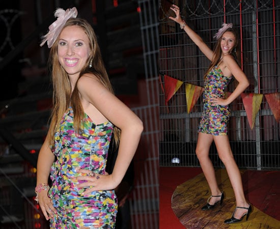 Pictures of Sunshine Who Has Been Evicted From Big Brother 11