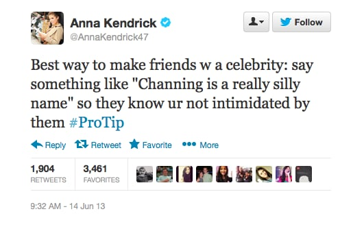 Speaking from experience, Anna?