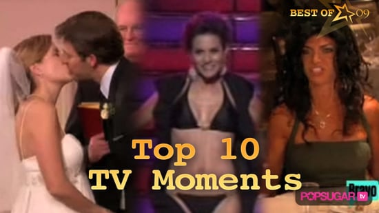 Top TV Moments of 2009