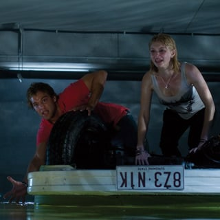 Interview With Lincoln Lewis And Cariba Heine About Bait 3D, Tom Hardy And Natalie Portman
