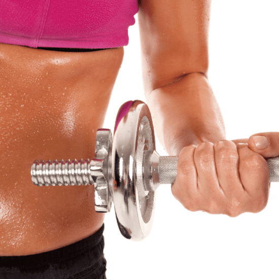 How to Combat Sweat During a Workout