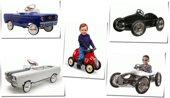 Classic Ride On Toys