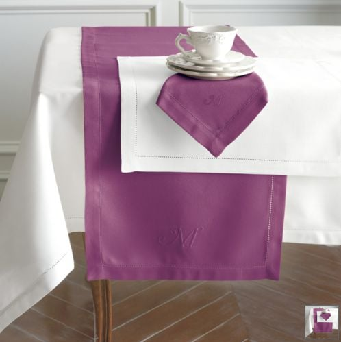 Steal of the Day: JCPenney Hemstitch Table Linens