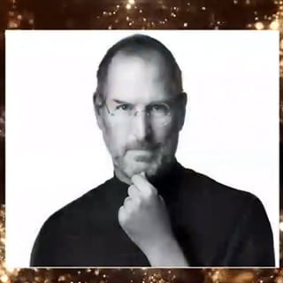 Steve Jobs Grammy Win 2012
