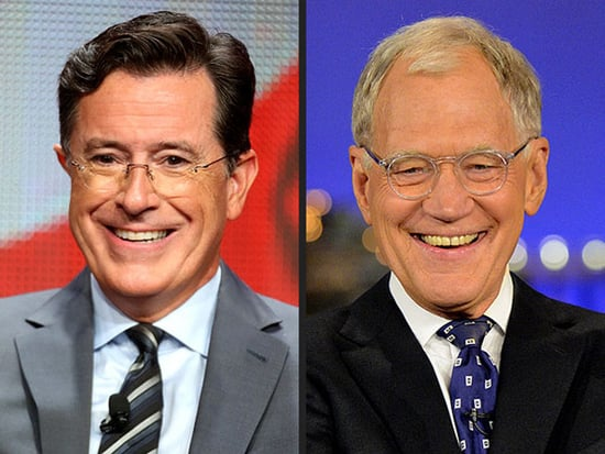 Stephen Colbert Reveals The Late Show Take Over Advice From David Letterman