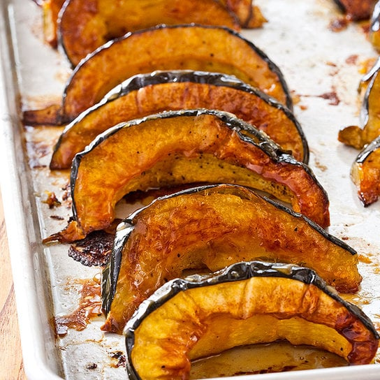 How to Roast Squash Seeds