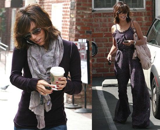 Eva Longoria Shopping in LA