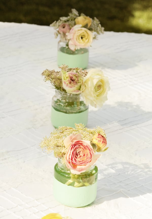Upcycle Old Baby Food Jars