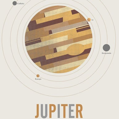 Planets Posters Art