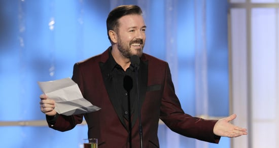 Ricky Gervais Will Return to Host the 2016 Golden Globes