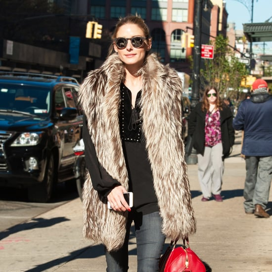 Why The Faux-Fur Vest Trend Isn't Going Anywhere