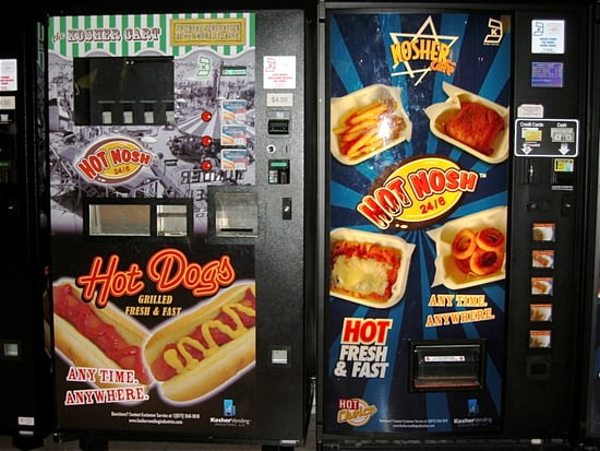 Would You Eat From These Vending Machines?