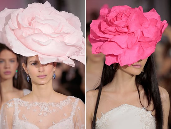 Wedding Trend Alert! 5 Fun Alternatives to Veils (Including a Gigantic Flower Crown!)