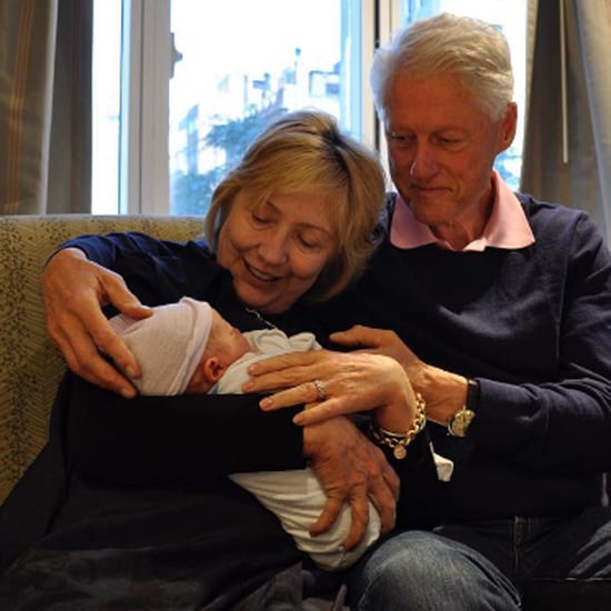 Chelsea Clinton Gives Birth to Son