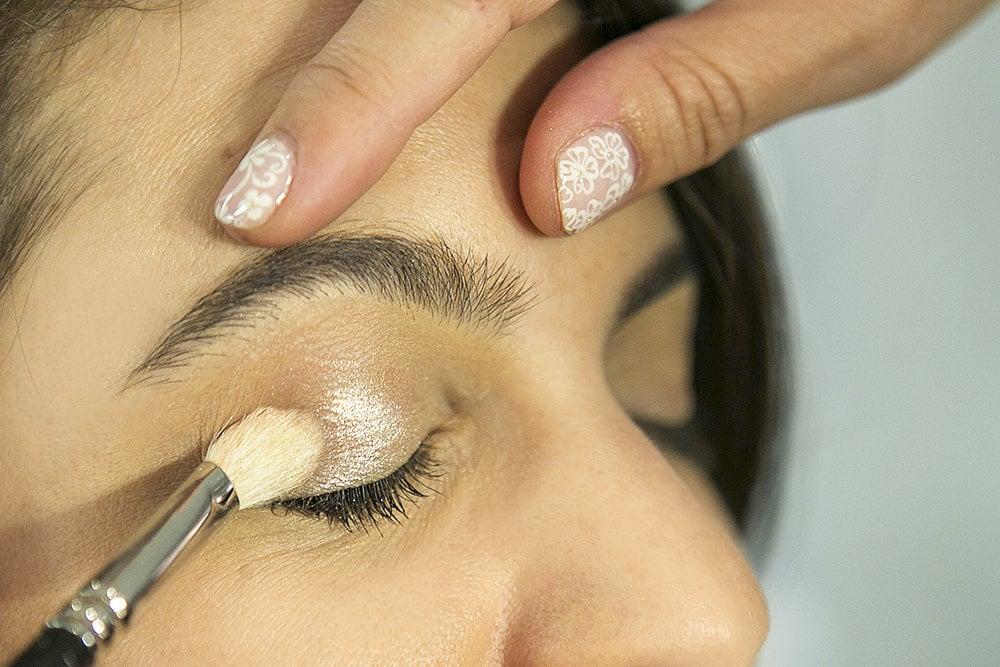 Step 3: Get Bright Eyes