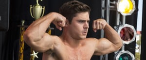 Here Are 2 Chances to See Zac Efron Shirtless in Dirty Grandpa