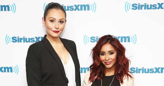 Nicole 'Snooki' Polizzi and Jenni 'JWoww' Farley Take Their Kids to Visit the 'Jersey Shore' House