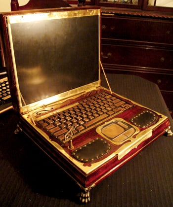 Powerbook, the Victorian Version