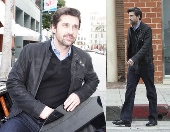 Patrick Dempsey Is Still Dreamy and Now McVersace