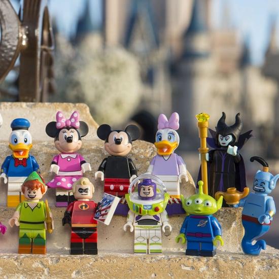 Lego Disney Minifigures Collection