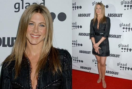GLAAD Awards Red Carpet: Jennifer Aniston
