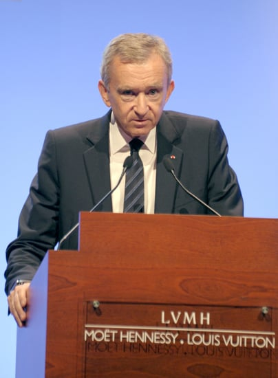 LVMH Looking to Buy More Hermes Shares