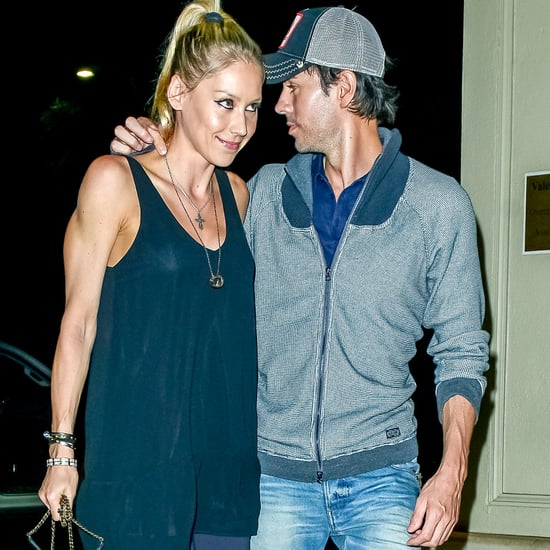 Anna Kournikova and Enrique Iglesias's Date in LA
