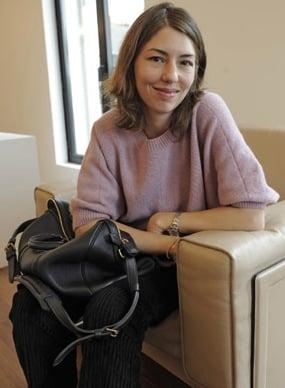 Sofia Coppola Designs for Louis Vuitton