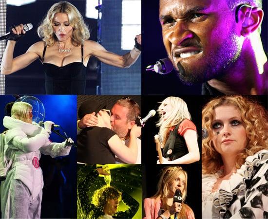 Madonna And Usher Headline Radio 1's Big Weekend