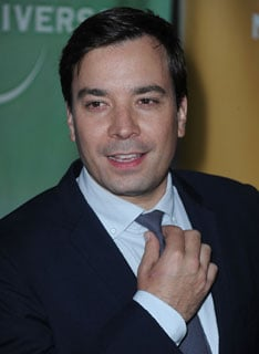Jimmy Fallon On Robert Is Bothered, Emmys and American Idol 2010-07-31 11:04:52