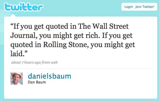 Tweet Nothings: Fired New Yorker Writer Tweets His Saga