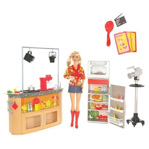 Celebrity Chef Barbie: Love It or Hate It?