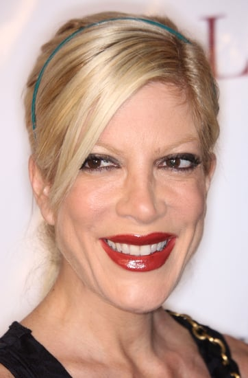 Tori Spelling Writing Children's Book