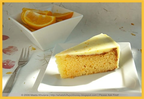 Yummy Links: Orange Cake