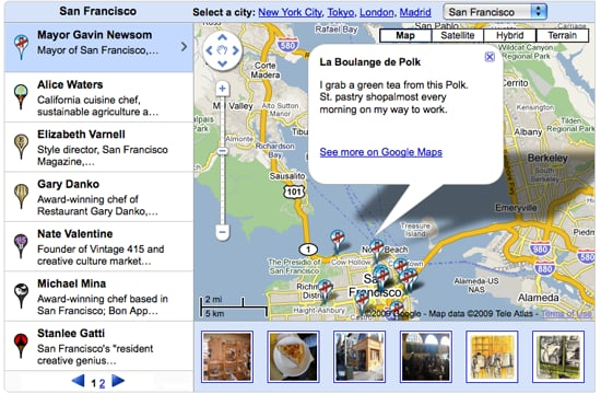 Local Experts Show Off Their Favorite Places on Google Maps