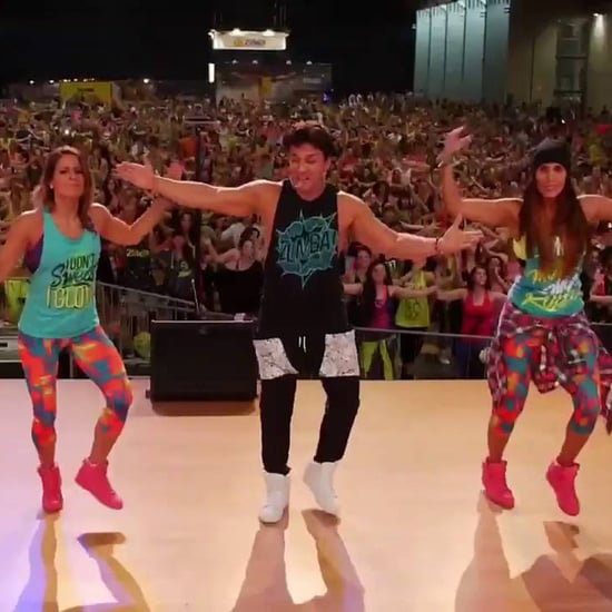 """Learn How to Zumba to Shakira and Carlos Vives's New Song, """"La Bicicleta"""""""