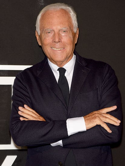 Giorgio Armani's Comments That Gay Men 'Don't Need to Dress Homosexual' Spark Controversy