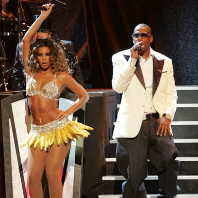 No. 4 Beyonce and Jay-Z