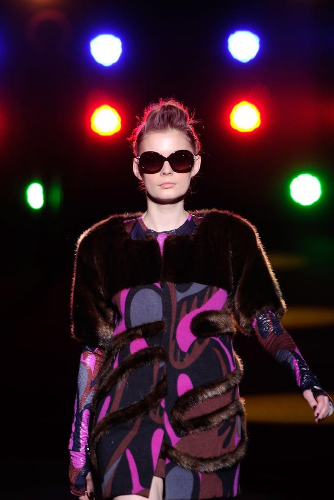 New York Fashion Week: Custo Barcelona Fall 2010