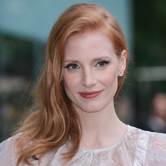 Jessica Chastain Is Yves Saint Laurent's New Spokeswoman