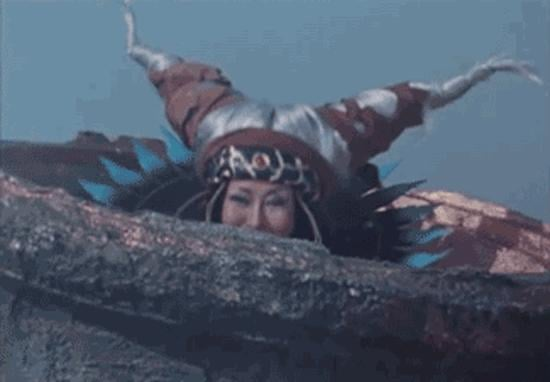 Rita Repulsa From The Power Rangers