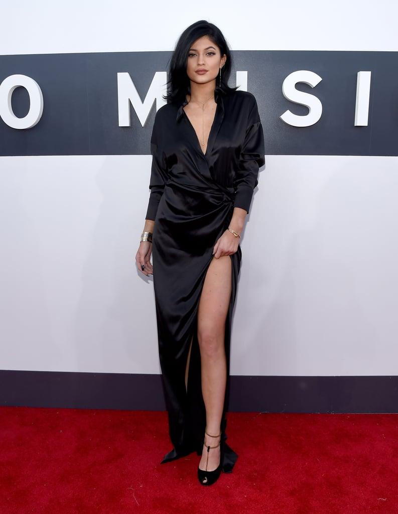 Kylie Jenner at the 2014 MTV VMAs