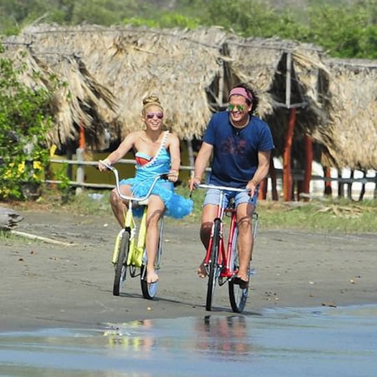 "Shakira and Carlos Vives ""La Bicicleta"" Music Video Pictures"