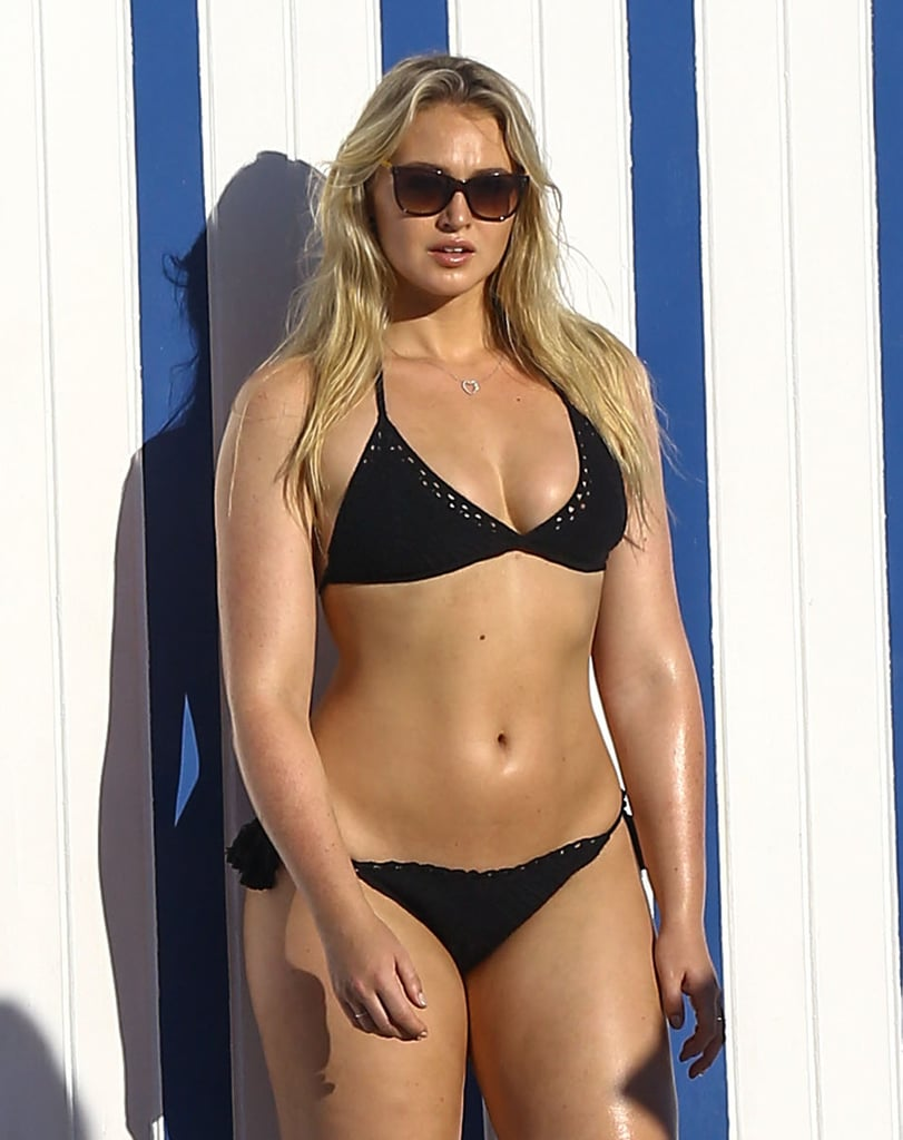 Model Iskra Lawrence Slams Critics Who Call Her Fat With a Powerful Photo