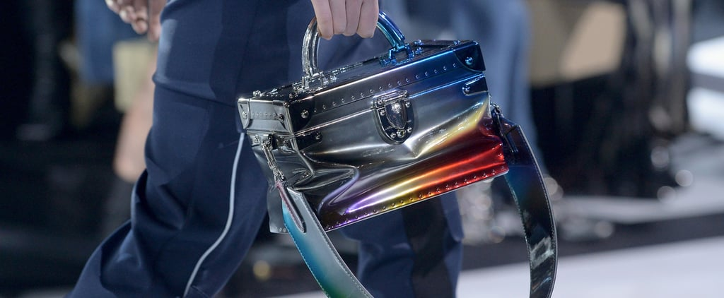 The Bags and Shoes at Louis Vuitton Were a Technicolor Dream