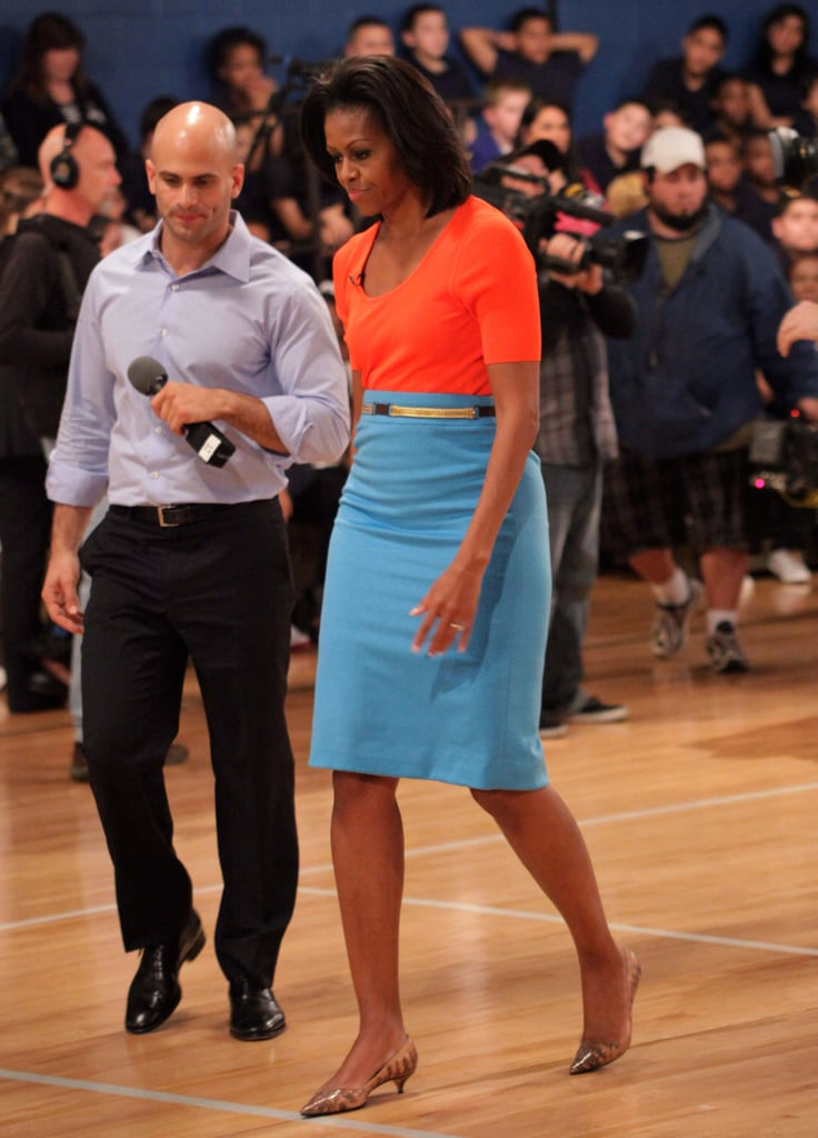 Obama's First Lady Style