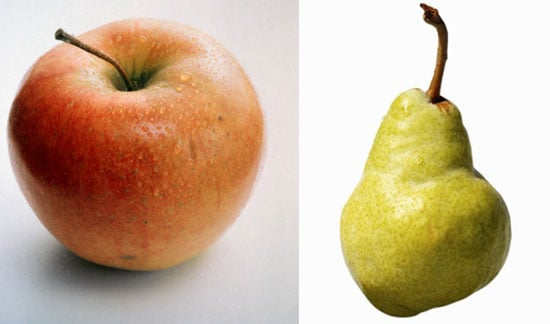 Would You Rather Eat Apples or Pears?
