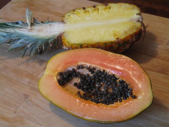 Easy, Healthy Tropical Cocktail Recipe 2011-01-17 11:08:12