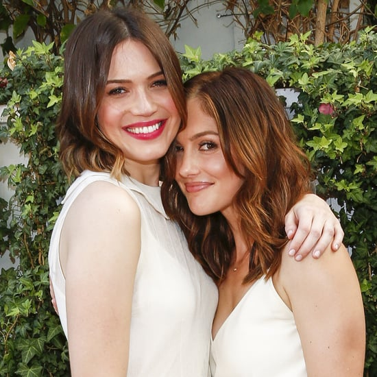 Mandy Moore and Minka Kelly Pictures