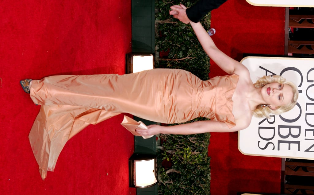 January 2005: Golden Globe Awards